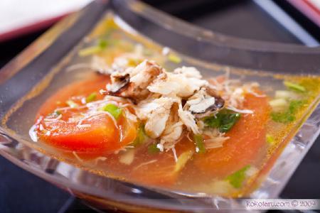 Canh chua cua biển